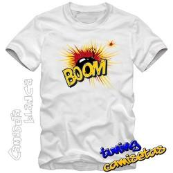 Camiseta Boom I.B.