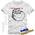 Camiseta meme Forever alone