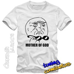 Camiseta meme Mother of god