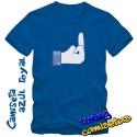 Camiseta facebook fack V.I.