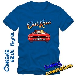 Camiseta Out Run V.I.