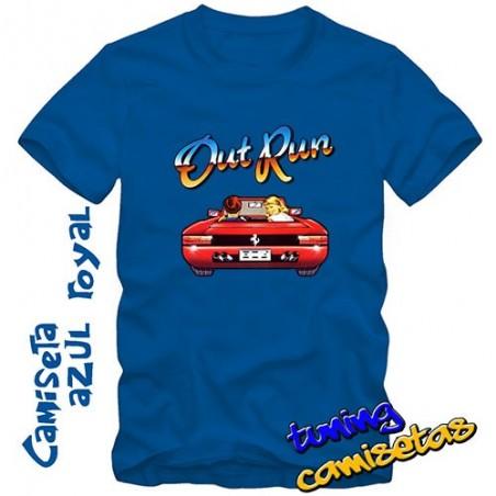 Camiseta Out Run V.I.