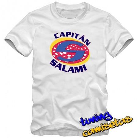 Camiseta Capitán Salami I.B.