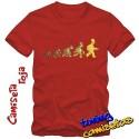 Camiseta Homer Evolucion V.I.