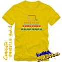 Camiseta invader space (VINILO IMPRESO)