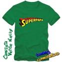 Camiseta SuperPapa (VINILO IMPRESO)