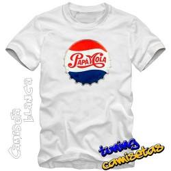 Camiseta Papa Mola I.B.