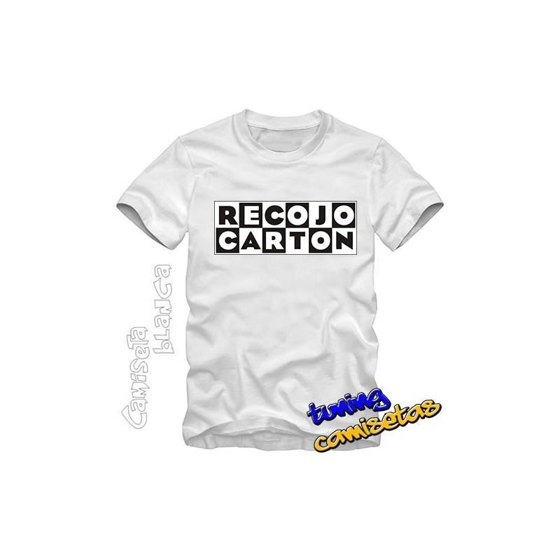 Camiseta Recojo Carton