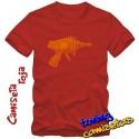 Camiseta Pistola Flahs (VINILO IMPRESO)