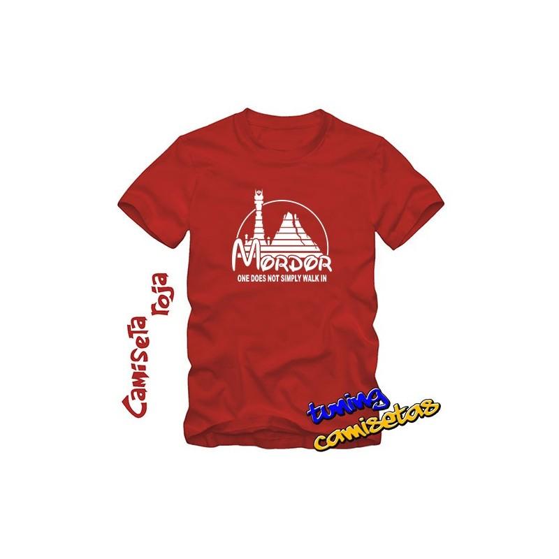 Camiseta Mordor