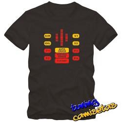 Camiseta Kitt, el coche fantástico
