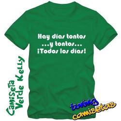 Camiseta Hay días tontos