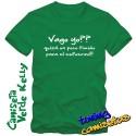 Camiseta Vago Yo??