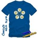 Camiseta Sheldon Cooper piedra papel tijera lagarto spock