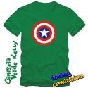 Camiseta Capitán América Escudo