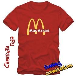 Camiseta MacArras