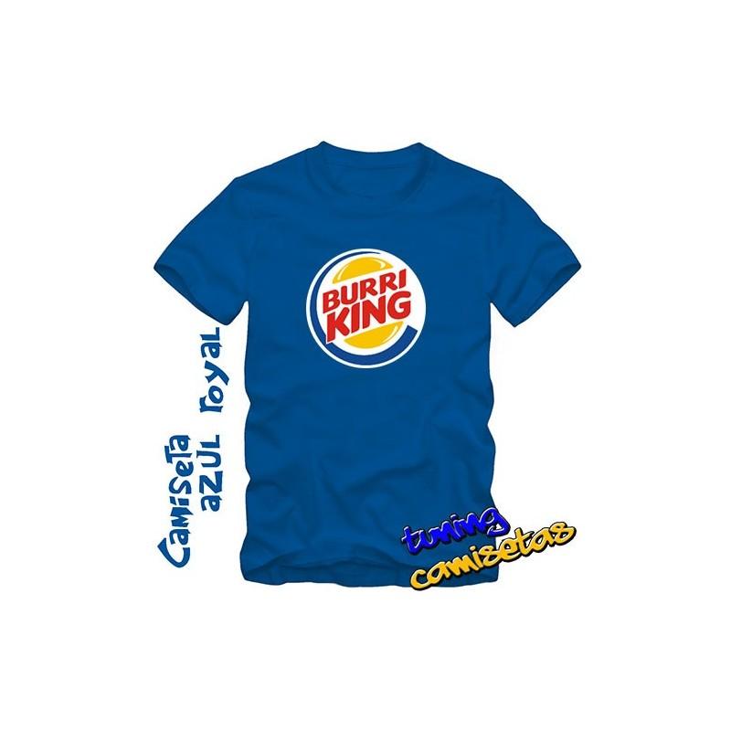 Camisetas Burri King