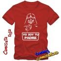Camiseta Yo soy tu padre - Darth Vader