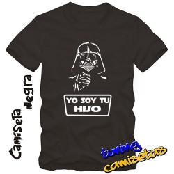 Camiseta Yo soy tu Hijo- Darth Vader