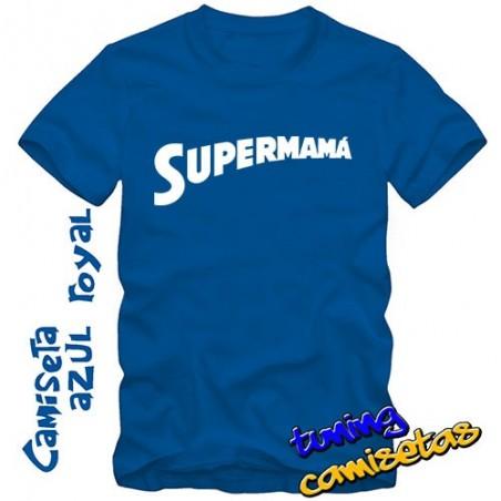 Camiseta SuperMama (VINILO)