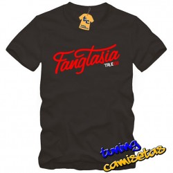 Camiseta fangtasia true blood