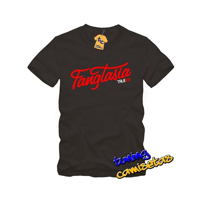 Camiseta fangtasia true blood