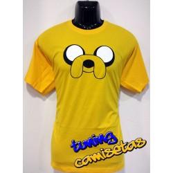 Camiseta hora de aventuras JAKE