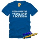 Camiseta Como Jamón a domicilio