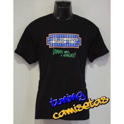 Camiseta Ruleta de la fortuna