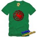 Camiseta escudo Targaryen