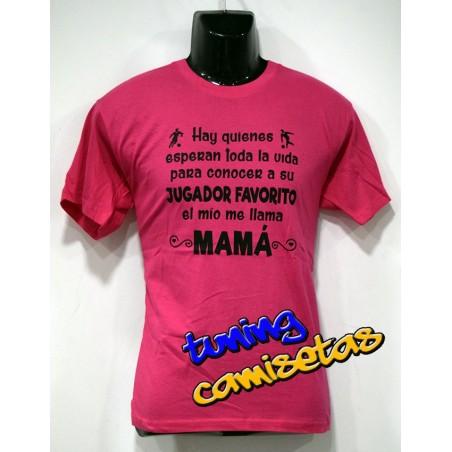 Camiseta Mama Fútbol