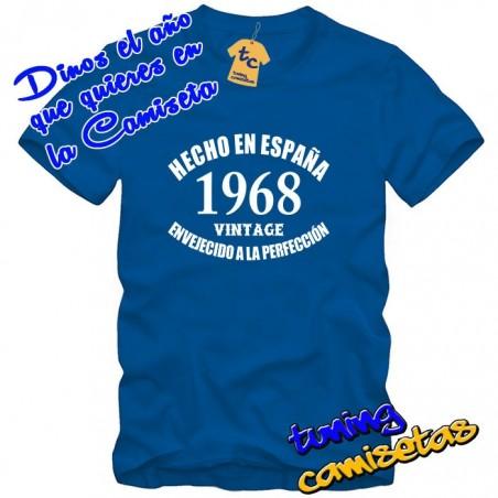 Camiseta Hecho en España