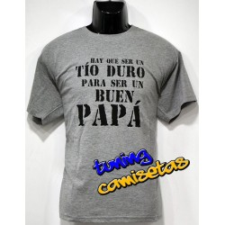 Camiseta Papá Duro