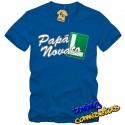 Camiseta Papa Novato