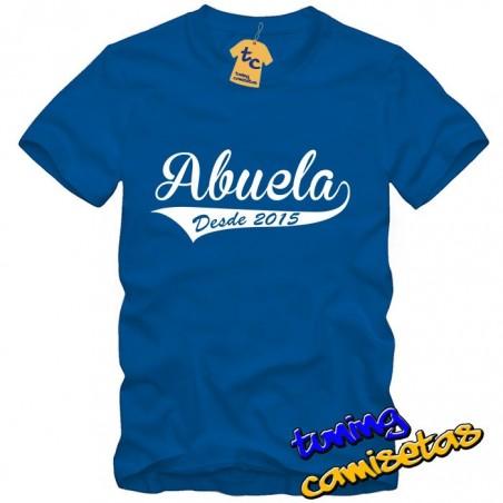 Camiseta Abuela desde...