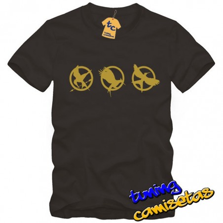 Camiseta Sinsajo