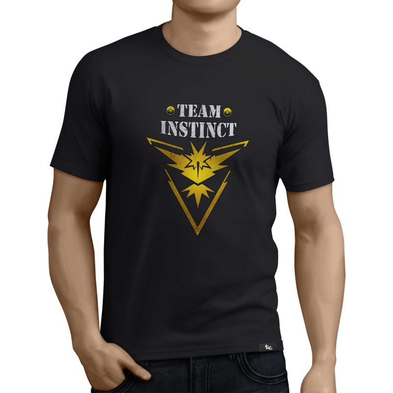 Camiseta Pokemon Go Instinct