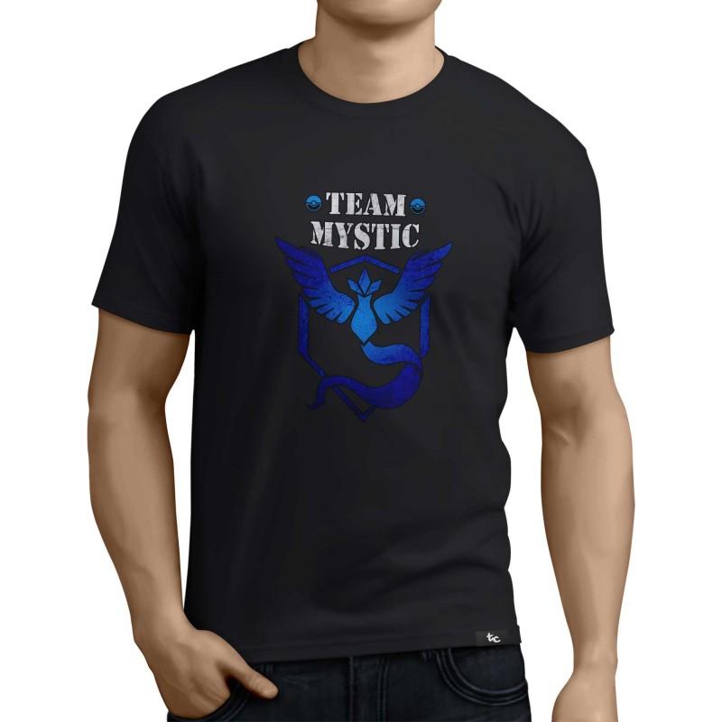 Camiseta Pokemon Go Mystic
