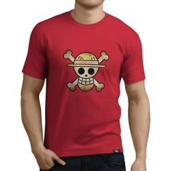 Camiseta Luffy calavera