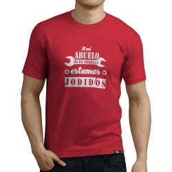 Camiseta Abuelo manitas