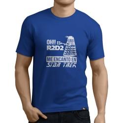 Camiseta Dalek