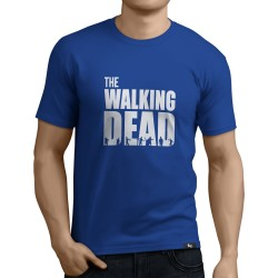 Camiseta the walking dead siluetas
