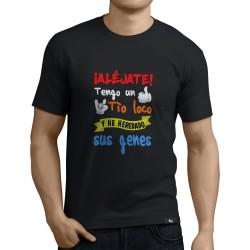 Camiseta Tengo una tío loco