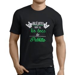 Camiseta Soy la tío loco de