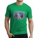 Camiseta Marcianitos 80