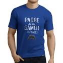 Camiseta Padre y Gamer