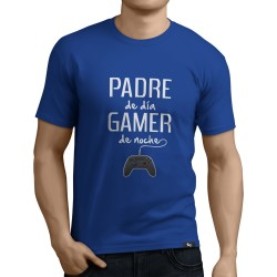 Camiseta Padre y Gamer