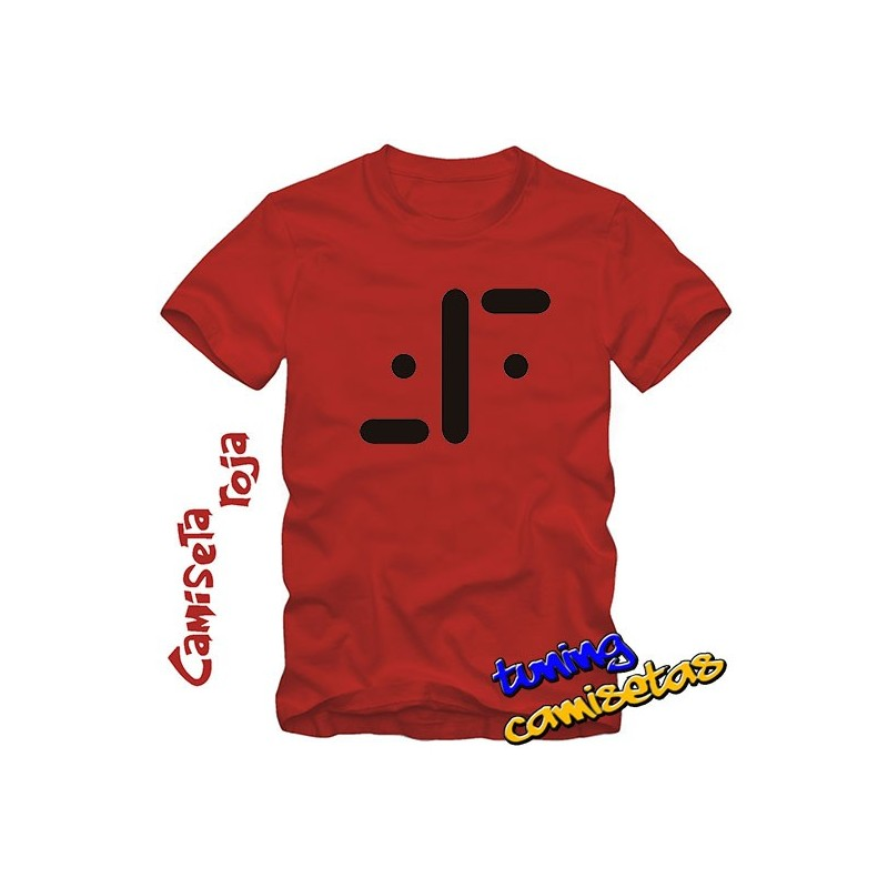 Camiseta V la serie