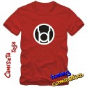 Camiseta Linterna Roja - Sheldon Cooper