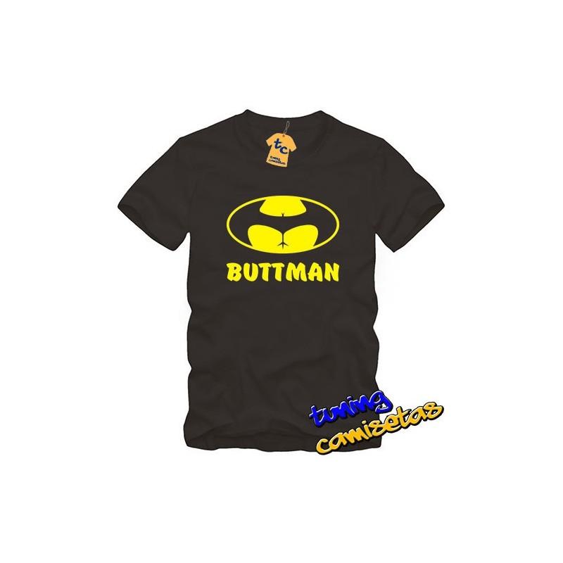 Camiseta ButtMan